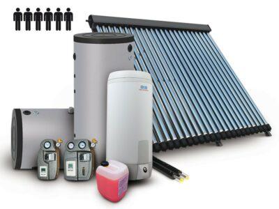 ReHeat zonneboiler voor gratis warm tap water!